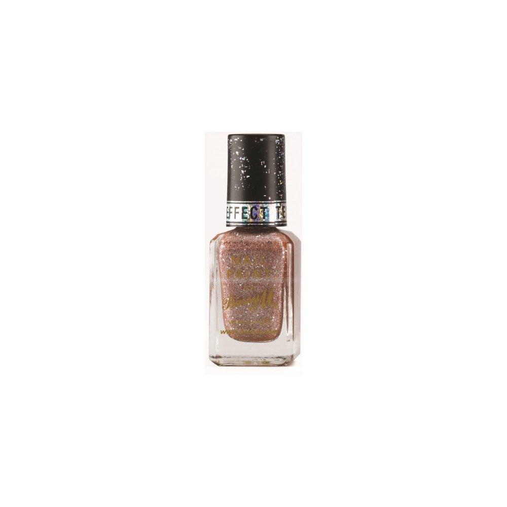 Barry M Nail Polish Royal Glitter Textured Nail Paint