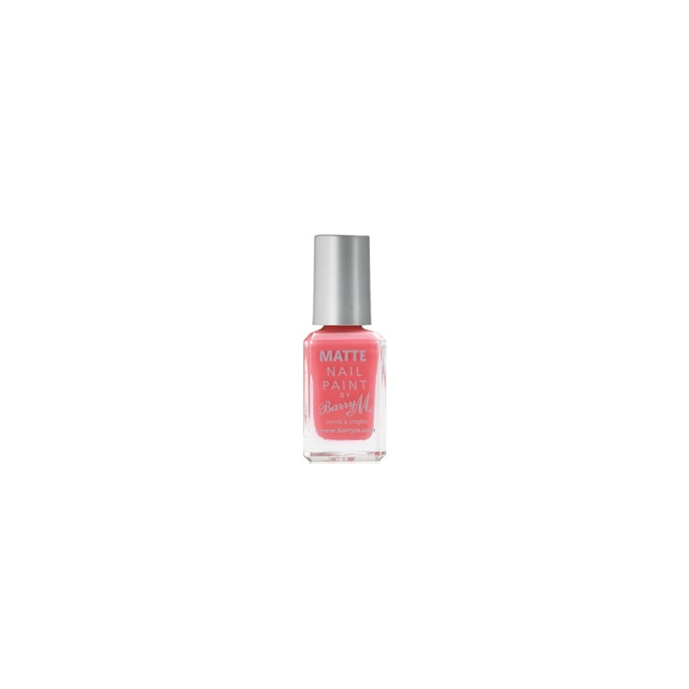 Barry M Nail Polish Summer Collection Matte Nail Paint