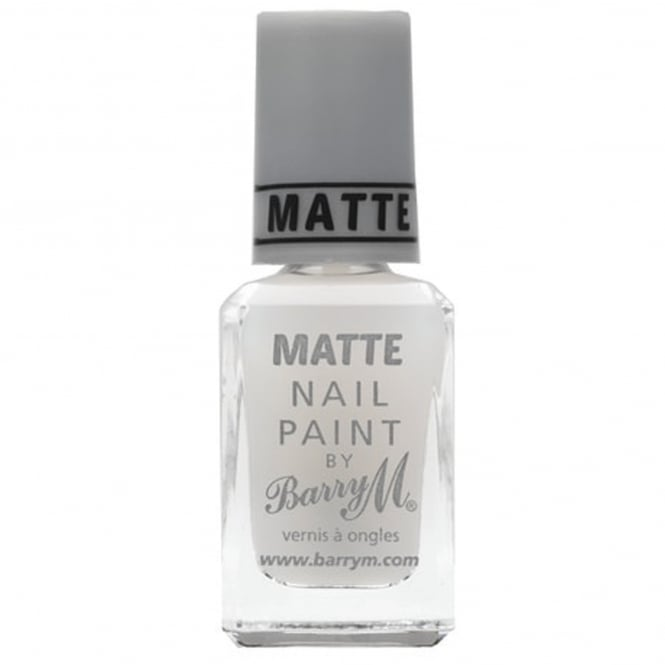 Barry M Nail Polish Summer 2014 Collection Matte Nail Paint - Topcoat 10ml