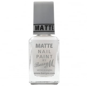 Nail Polish Summer 2014 Collection Matte Nail Paint - Topcoat 10ml