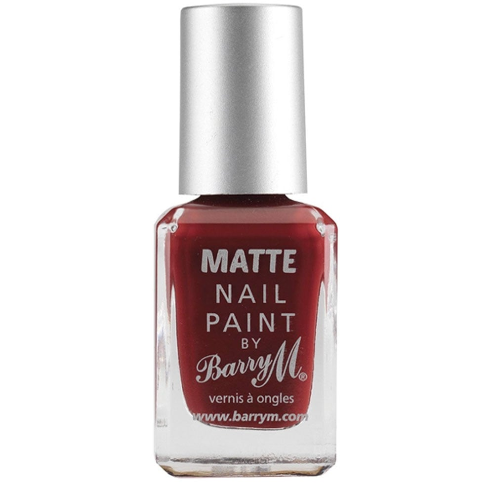 how to get matte nail polish at home