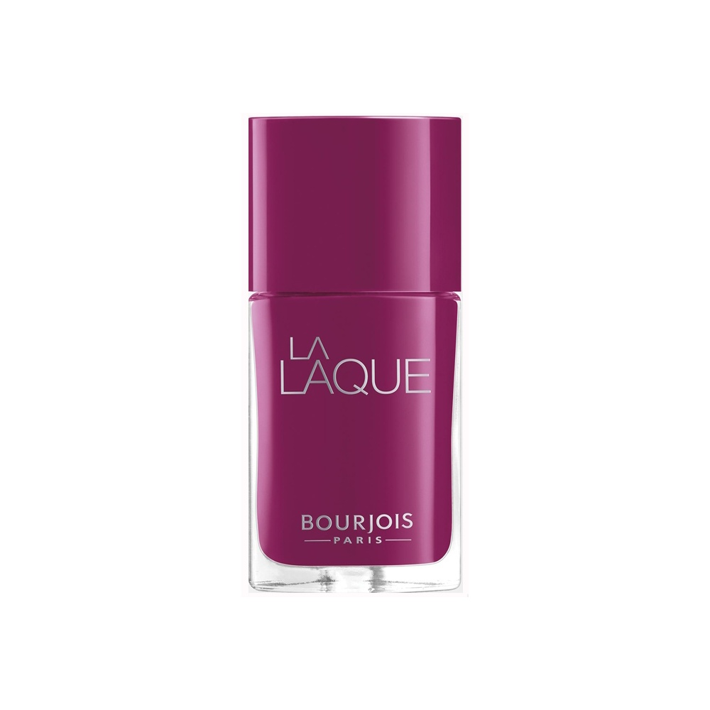 Bourjois La Laque Long Lasting Nail Polish - Beach Violet (4) 10ml