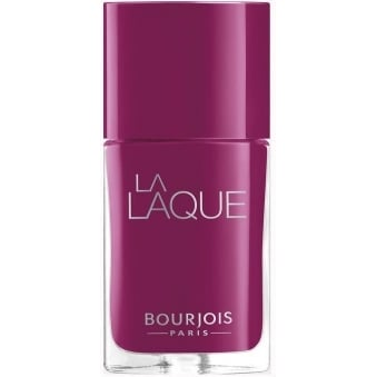 La Laque Long Lasting Nail Polish - Beach Violet (10) 10ml