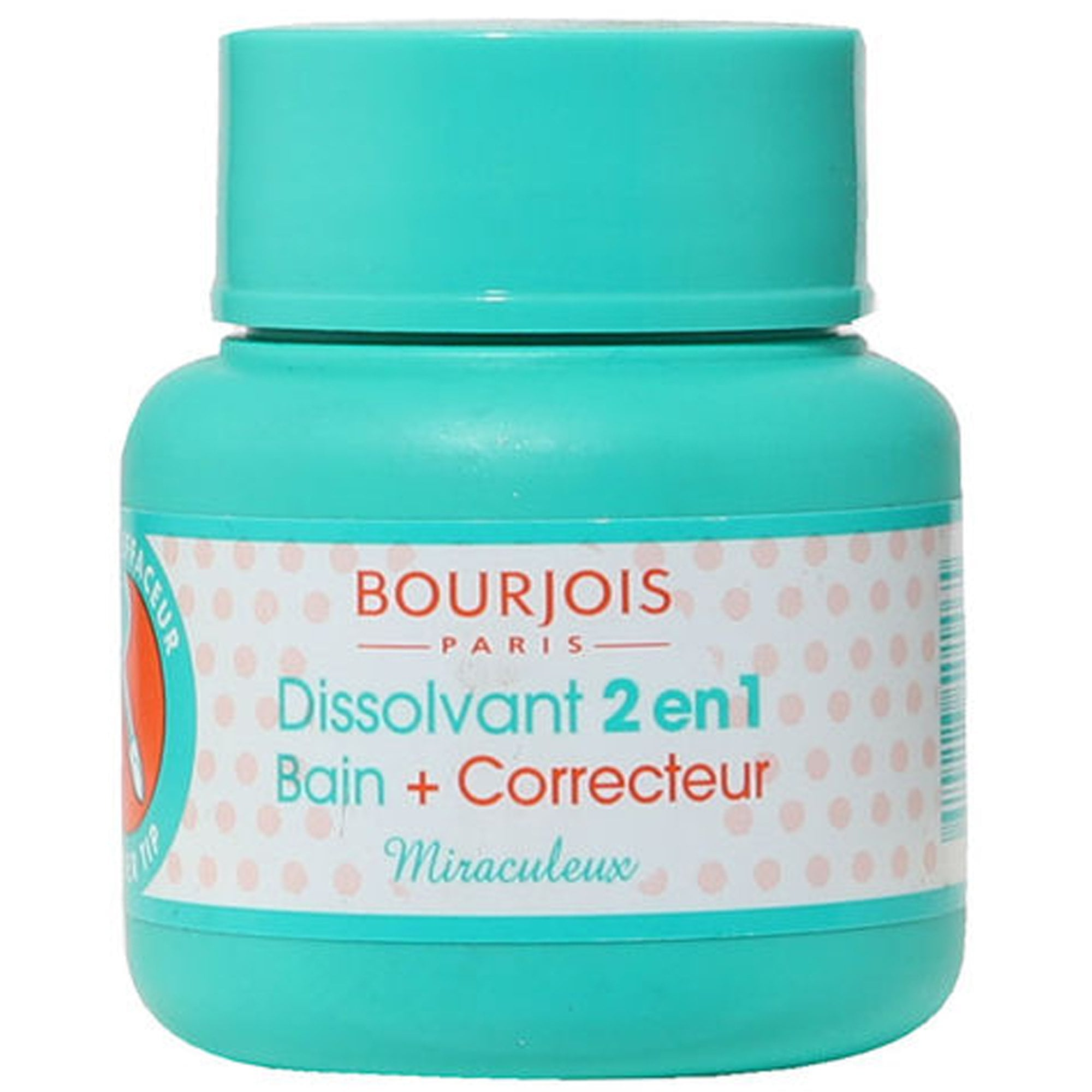 Bourjois Two in One Magic Nail Polish Remover and Corrector 35ml