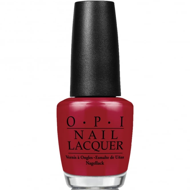 OPI Breakfast At Tiffany's Nail Polish Collection 2016 - Got The Mean Reds 15ml (HRH08)