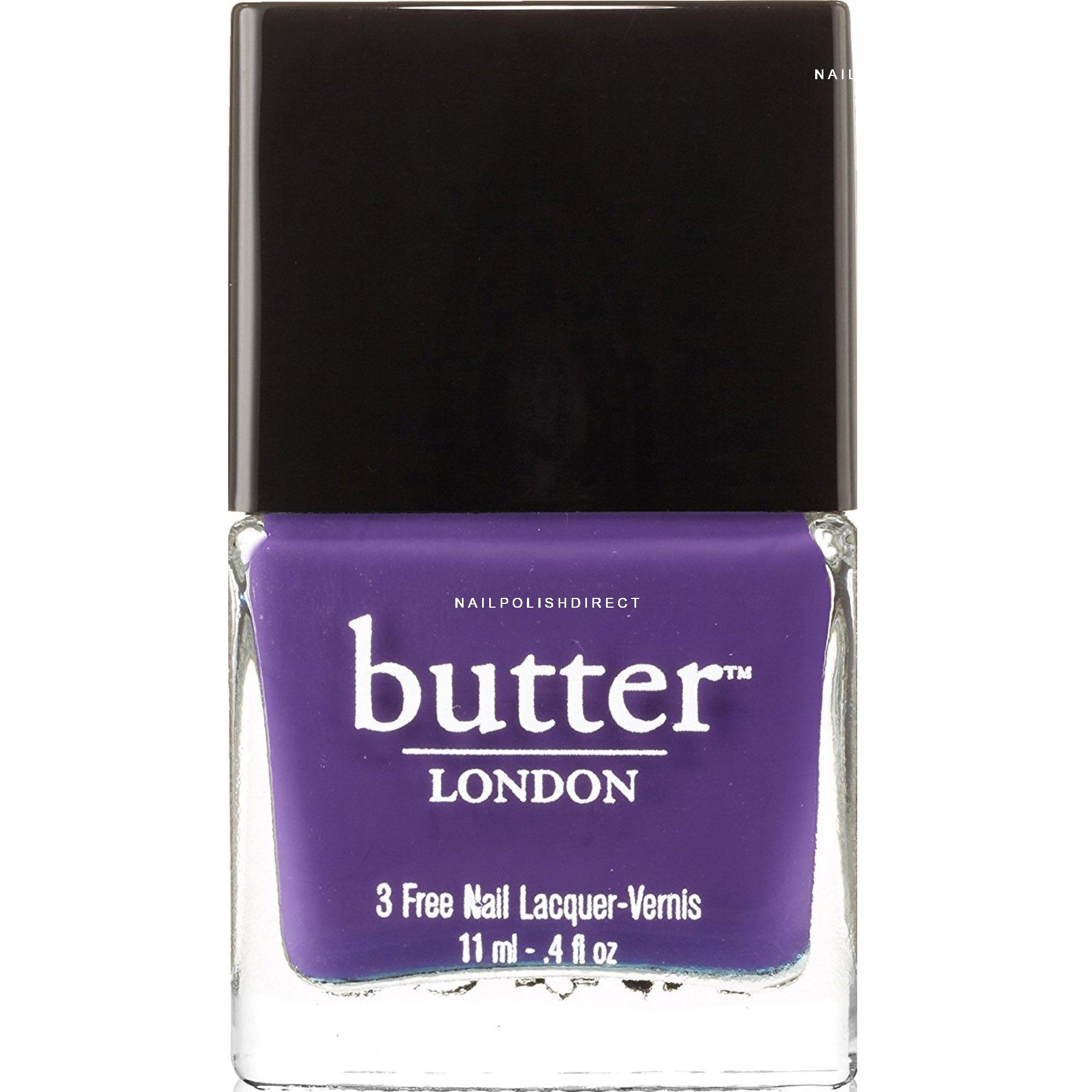 Butter London Nail Polish Collection Illusionist - Bramble (5914) 11ml