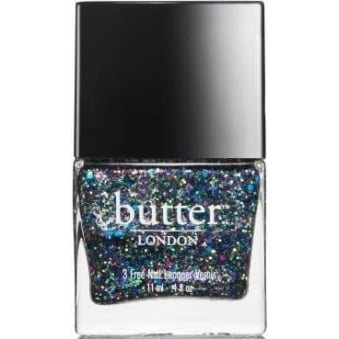Nail Polish Cut Up Collection - Titchy Overcoat (7277) 11ml