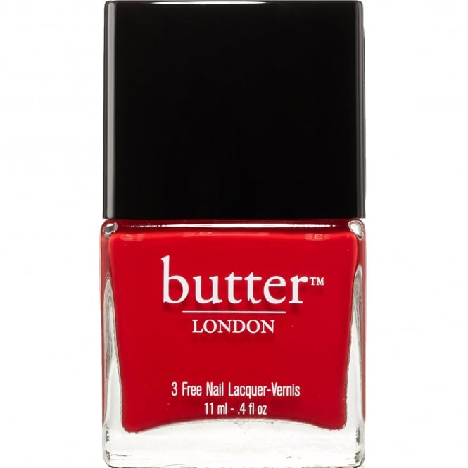 Butter London Nail Polish - Pillarbox Red (2247) 11ml