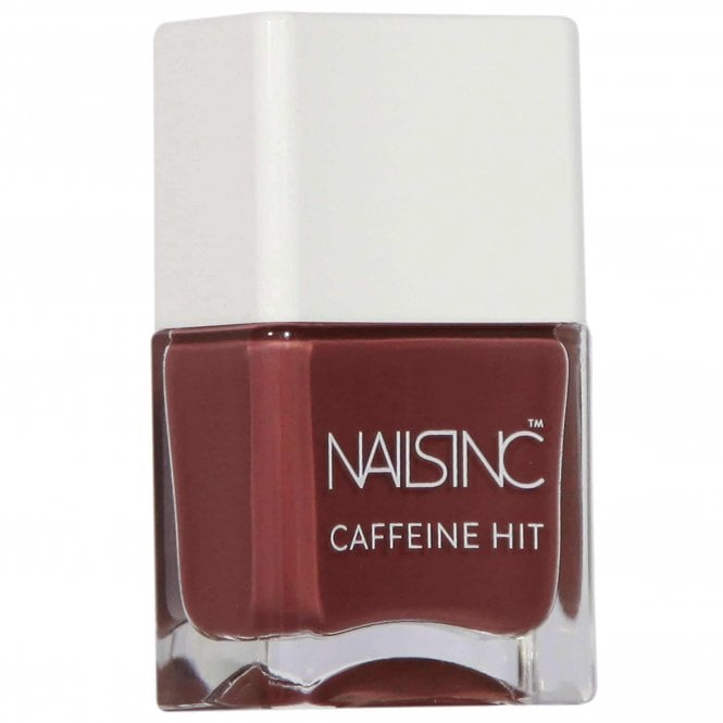 Nails inc Caffeine Hit Collection - Afternoon Mocha Nail Polish 14ml (9561)