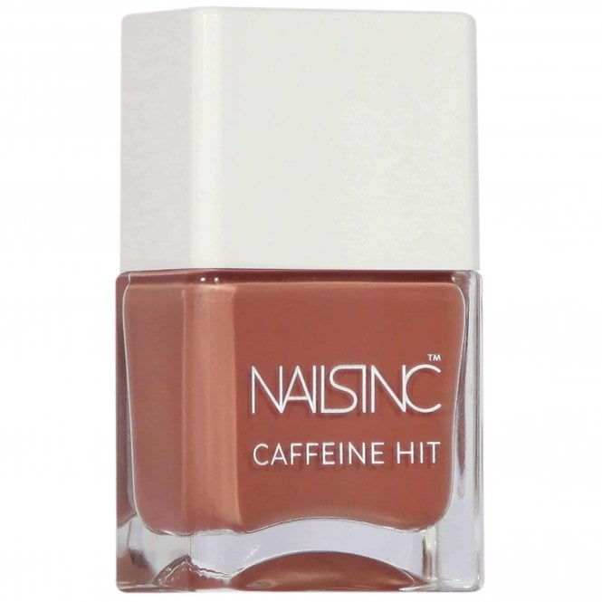 Nails inc Caffeine Hit Collection - Chai Kiss Nail Polish 14ml (9563)