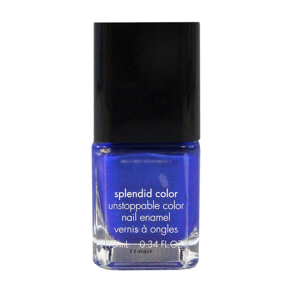 Blue Nail Varnish Uk: Calvin Klein Nail Polish