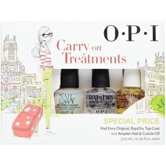 Carry On Treatments Limited Edition 3 in 1 Mini Set (3.75ml x3)