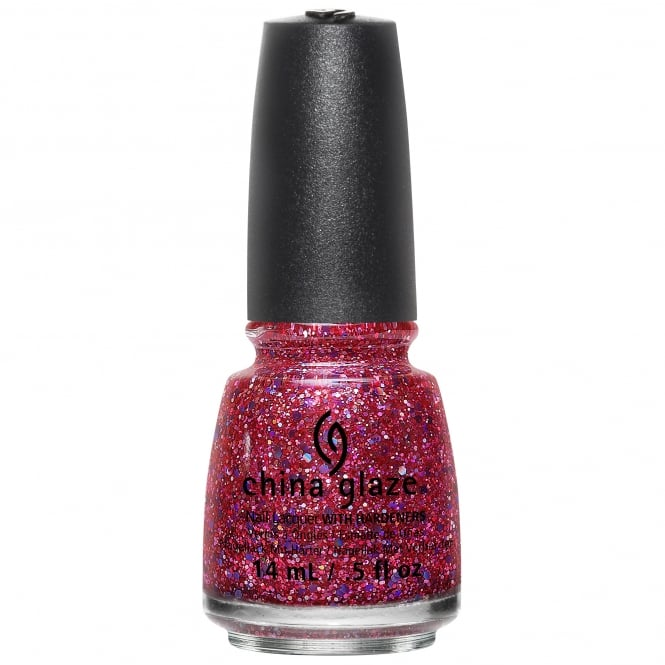 China Glaze Cheers Nail Polish Christmas Holiday Collection 2015 - Ugly Sweater Party 14mL (82772)