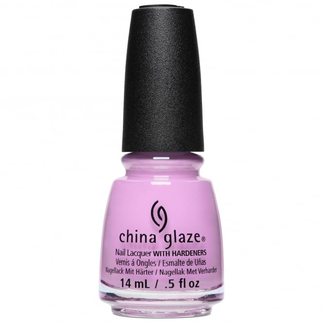 China Glaze Chic Physique 2018 Nail Polish Collection - Barre Hopping (84150) 14ml