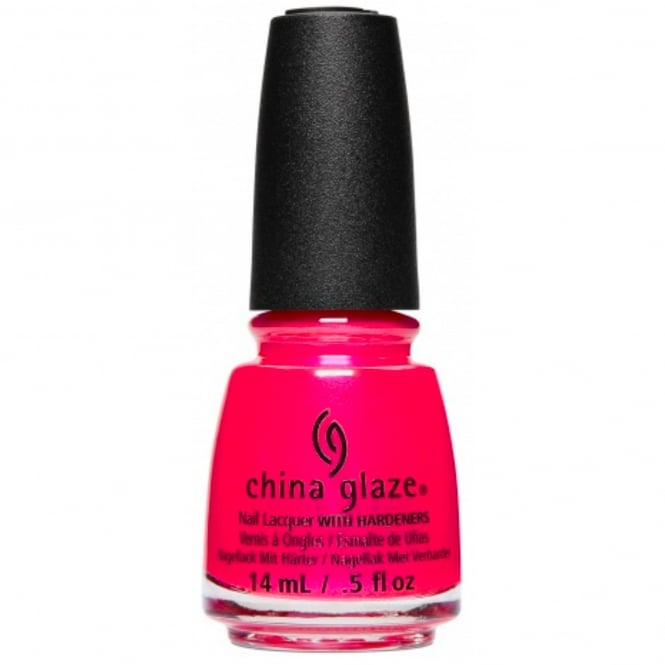 China Glaze Chic Physique 2018 Nail Polish Collection - BodySuit Yourself (84147) 14ml