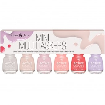 Nail Polish & Treatment Collection 2016 - Mini Multi-Taskers Set (6 x 3.6ml)