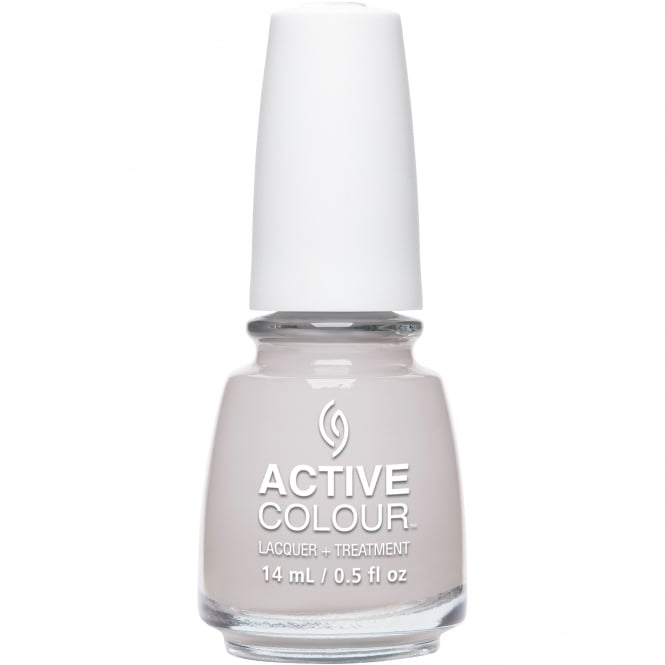 China Glaze Active Colour Nail Polish & Treatment Collection 2016 - Set In Greystone 14ml
