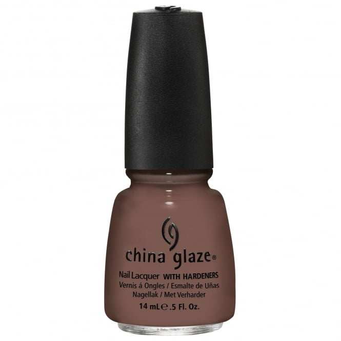China Glaze Capitol Colours - The Hunger Games Collection Nail Lacquer - Foie Gras 14ml (80614)