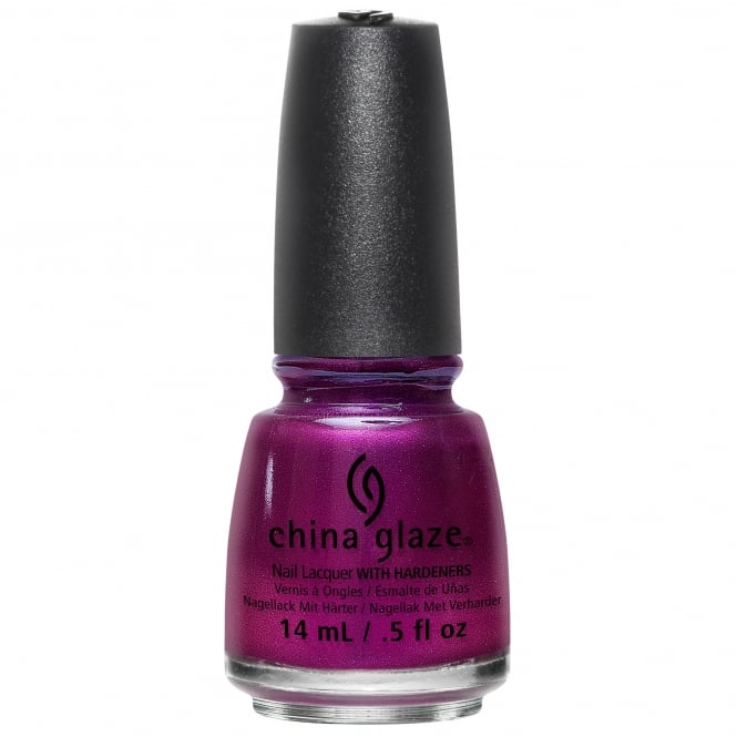 China Glaze Cheers Nail Polish Christmas Holiday Collection 2015 - Better Not Pout 14mL (82769)