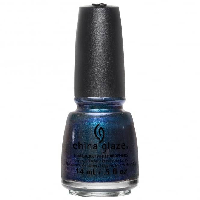 China Glaze Cheers Nail Polish Christmas Holiday Collection 2015 - Dont Get Elfed Up 14mL (82765)