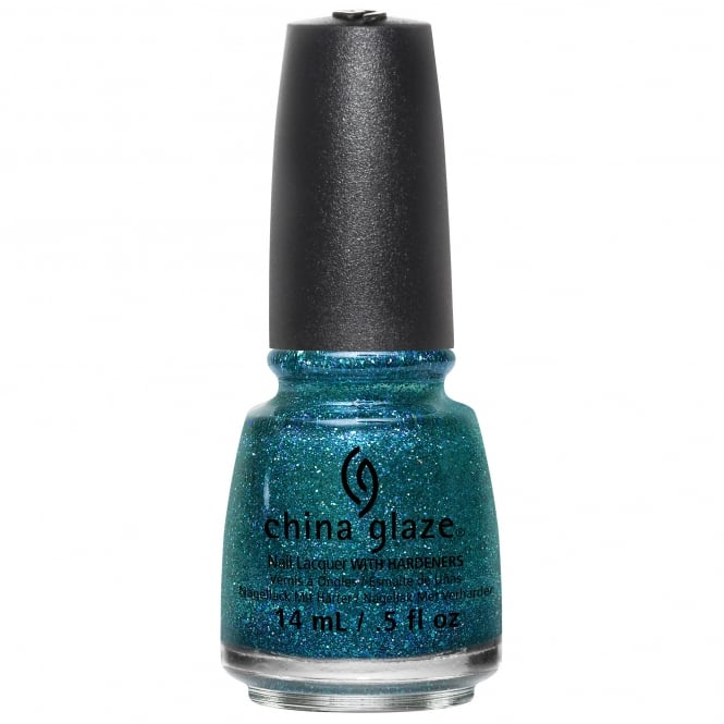 China Glaze Cheers Nail Polish Christmas Holiday Collection 2015 - I Soiree I Didnt Do It 14mL (82766)
