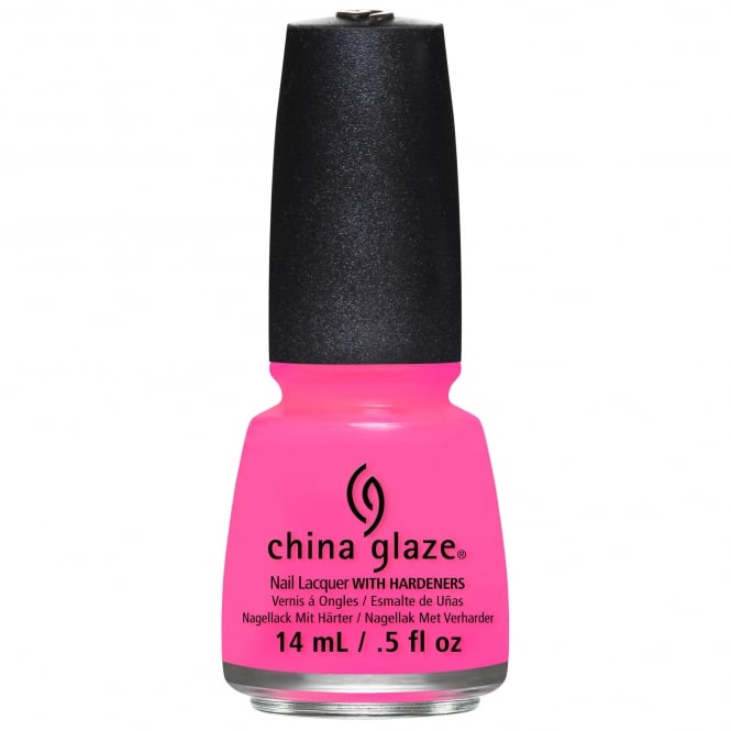 China Glaze City Flourish Nail Polish Collection 2014 - Thistle Do Nicely 14ml (81756)