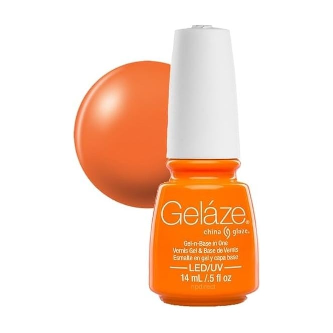China Glaze Gel Polish China Glaze Electric Nights LIMITED EDITION Gel Nail Lacquer - Home Sweet House Music 14mL