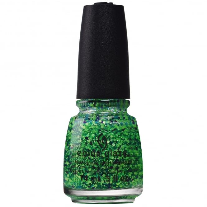 China Glaze Electric Nights Nail Polish Collection 2015 - Can I Get An Untz Untz 14mL (82611)