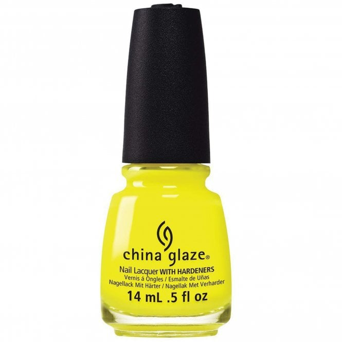 China Glaze Electric Nights Nail Polish Collection 2015 - Daisy Know My Name? 14mL (82605)