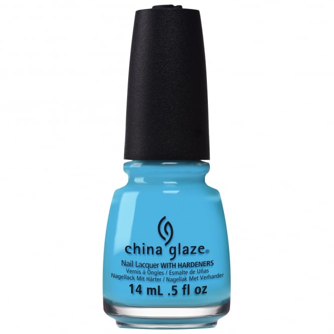 China Glaze Electric Nights Nail Polish Collection 2015 - UV Meant to Be 14mL (82607)