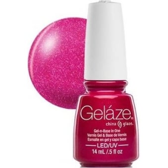 China Glaze Gel Nail Polish - 108 Degrees (Shimmer)