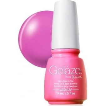 China Glaze Gel Nail Polish - Bottoms Up (82222)