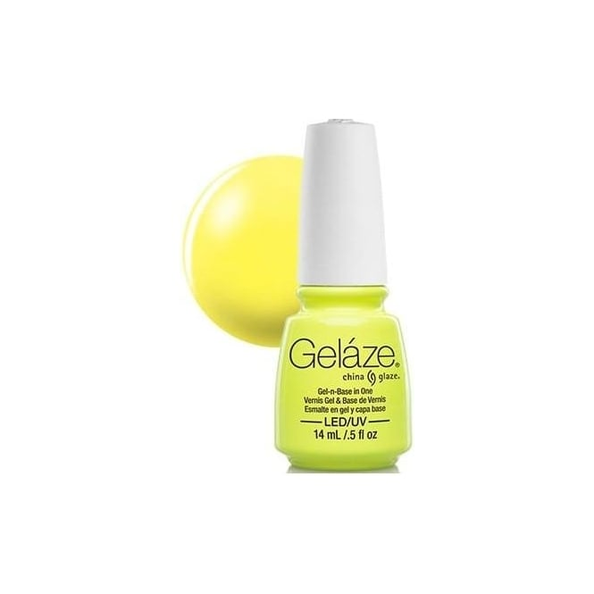 China Glaze Gel Polish China Glaze Gel Nail Polish - Celtic Sun (Creme)