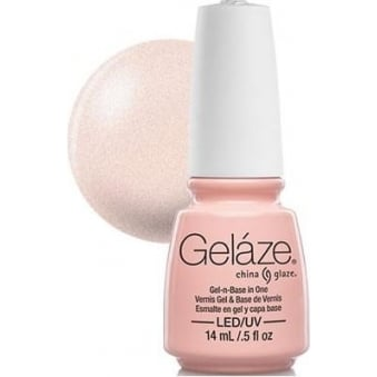 China Glaze Gel Nail Polish - Diva Bride (Creme)