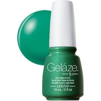 China Glaze Gel Nail Polish - Four Leaf Clover (82226)