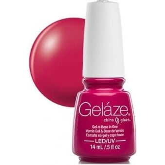 China Glaze Gel Nail Polish - Make An Entrance (Creme)