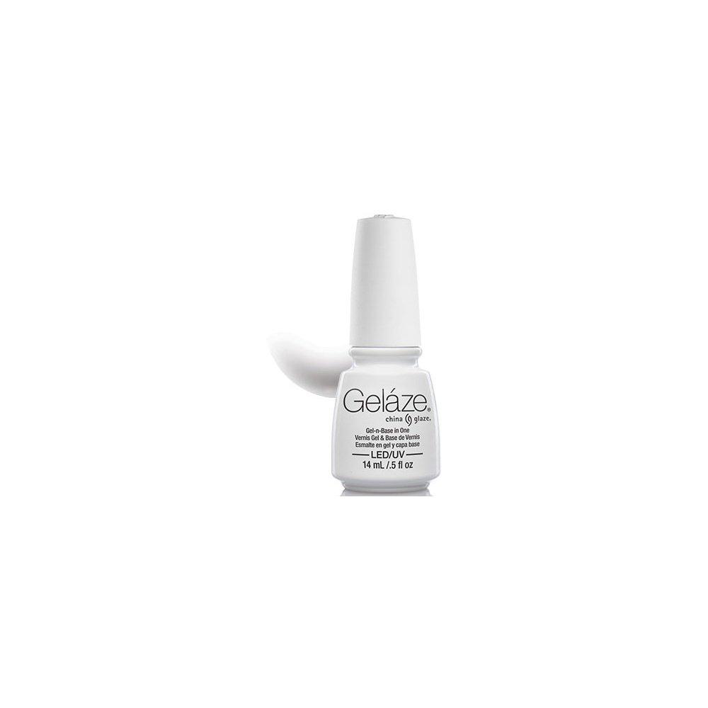 China Glaze Grey Nail Polish: Gelaze China Glaze Gel Polish