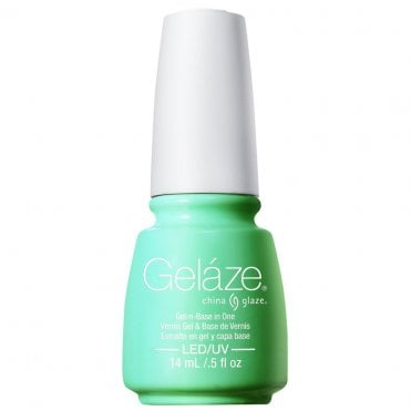 China Glaze Gel Nail Polish - Highlight Of My Summer (82229)