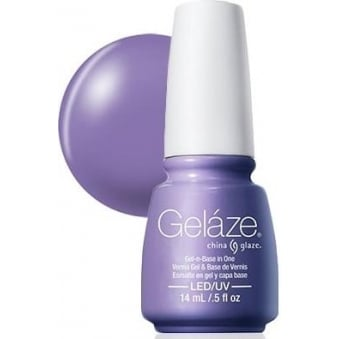 China Glaze Gel Nail Polish - Tarty For The Party (82237)