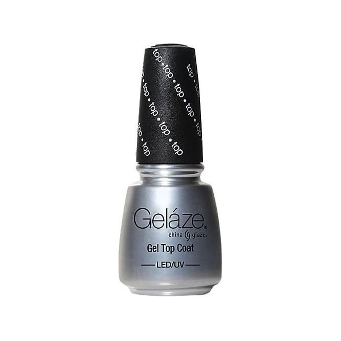 China Glaze Gel Polish China Glaze Gel Nail Polish - Topcoat
