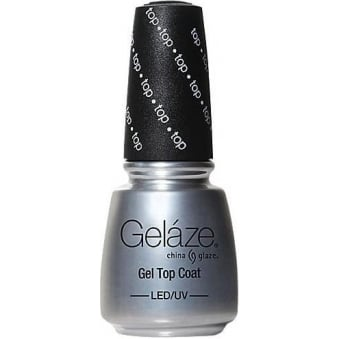 China Glaze Gel Nail Polish - Topcoat