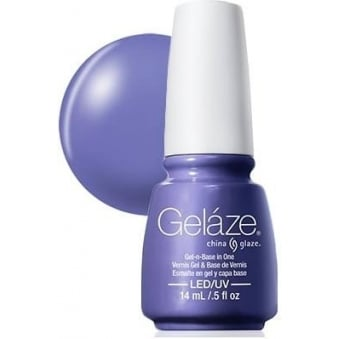 China Glaze Gel Nail Polish - What A Pansy (82268)