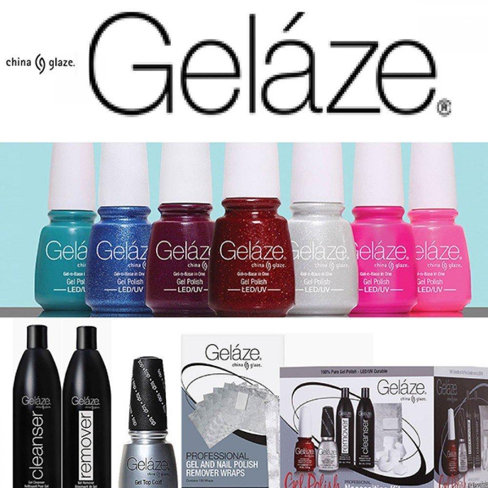 Gel Nail Polish China Glaze- HireAbility