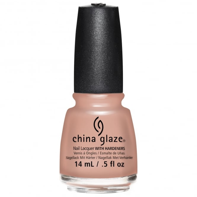 China Glaze House Of Colour 2016 Nail Polish Spring Collection - Sorry Im Latte 14mL (83404)
