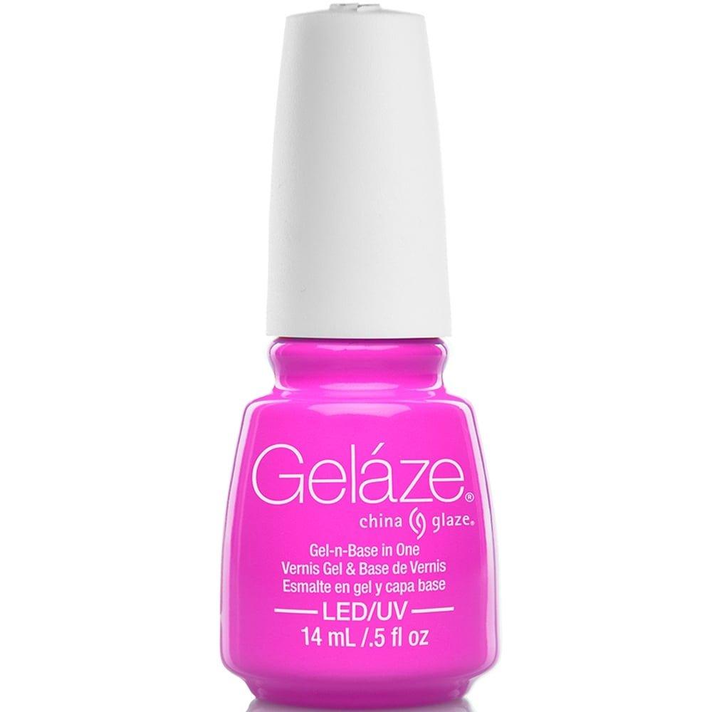 China Glaze Red Nail Polish: China Glaze Lite Brites 2016 Gel Nail Lacquer Collection