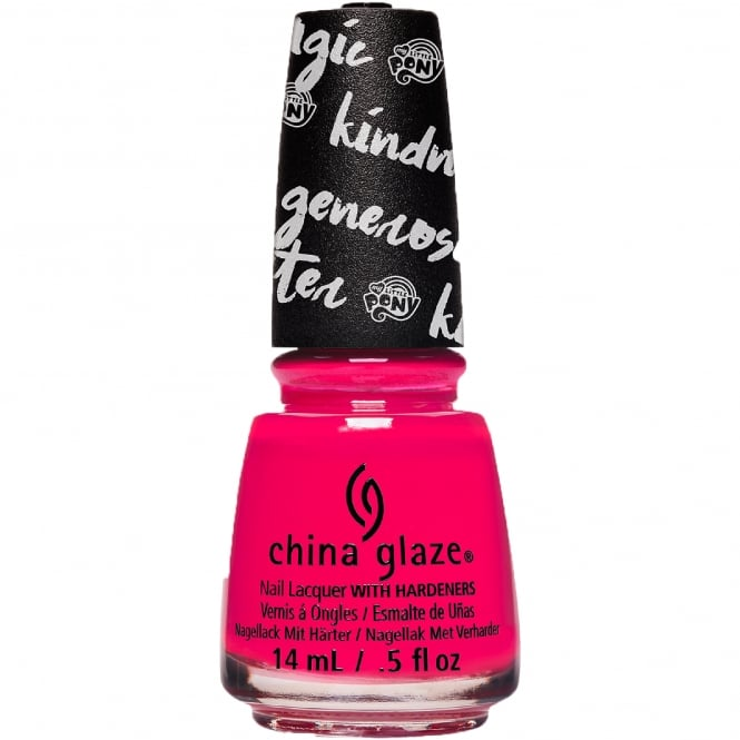 China Glaze My Little Pony 2017 Nail Polish Collection - She's A Mane-iac (83994) 14ml
