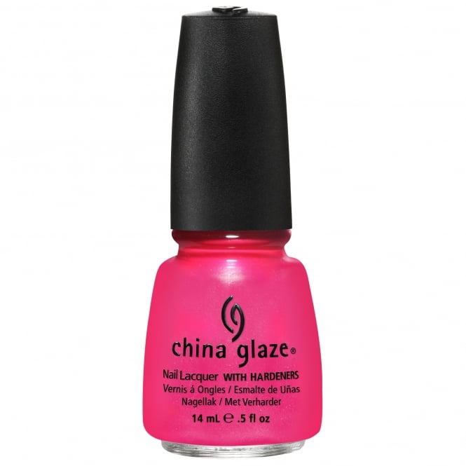 China Glaze Nail Lacquer - Summer Neons Collection 2012 - Love's A Beach (15ml) (80437)