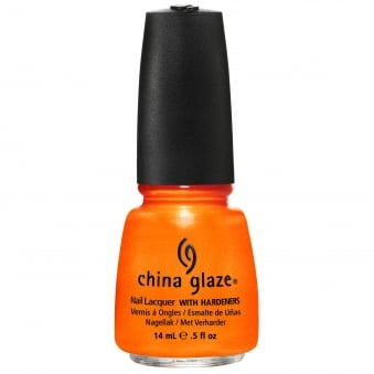 Nail Lacquer - Summer Neons Collection 2012 - Orange You Hot? (15ml) (80445)