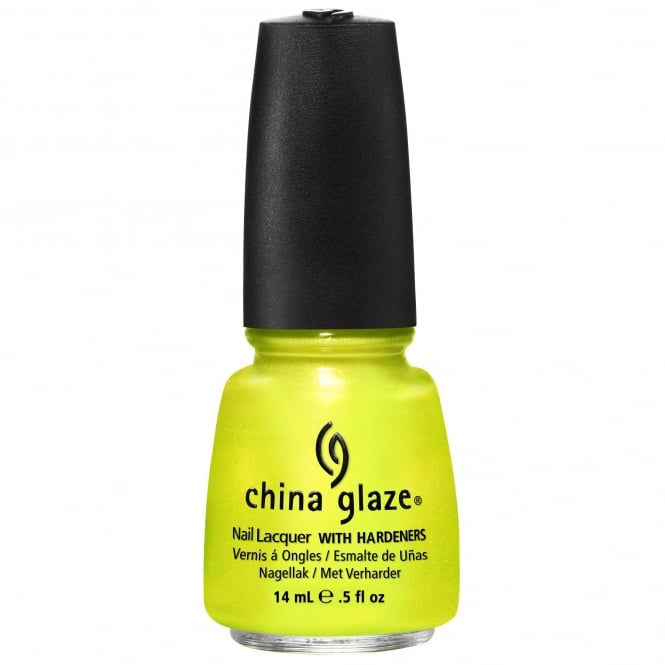 China Glaze Nail Lacquer Summer Neons Collection 2012 - Sun Kissed (15ml) (80444)