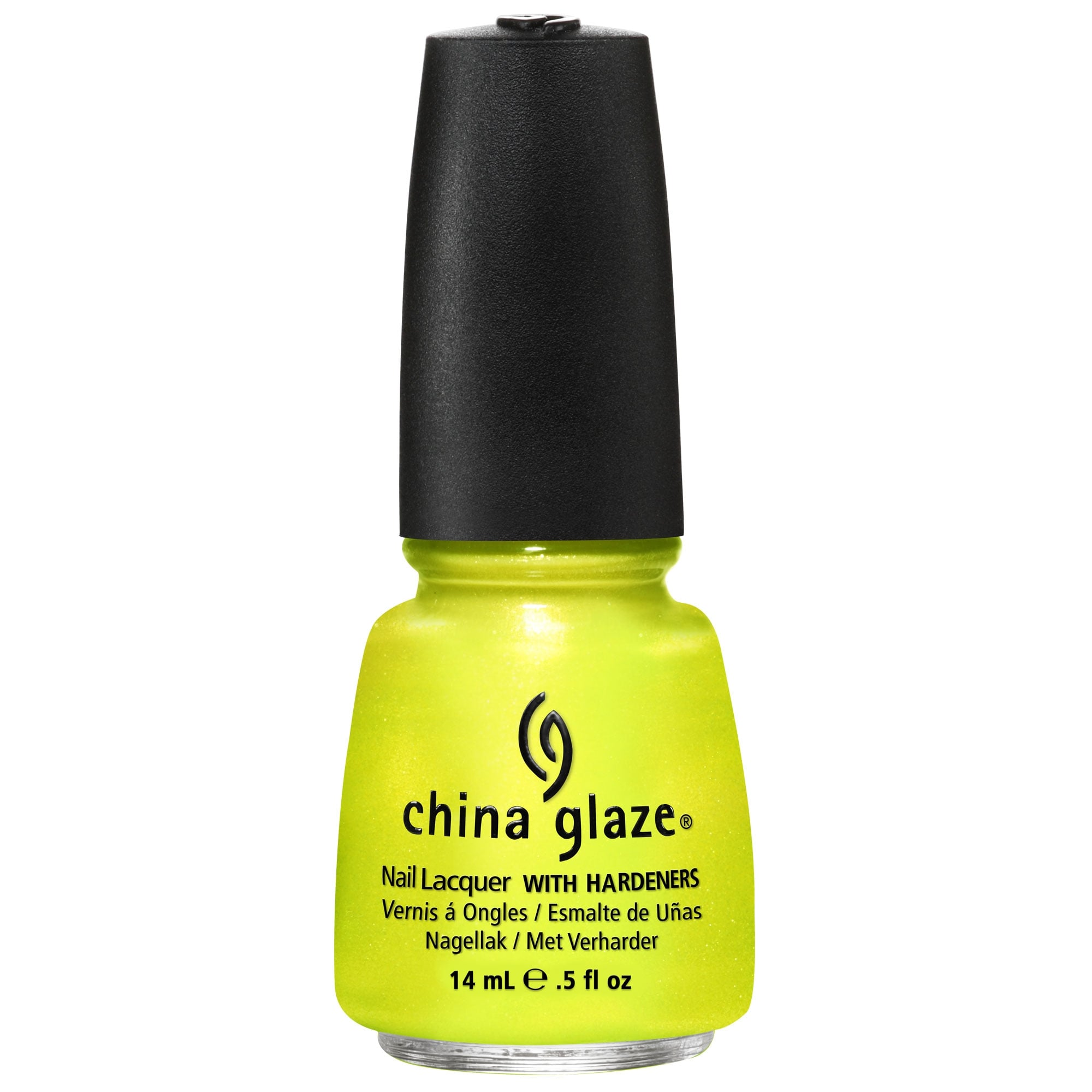 China Glaze Summer Neons Collection 2012